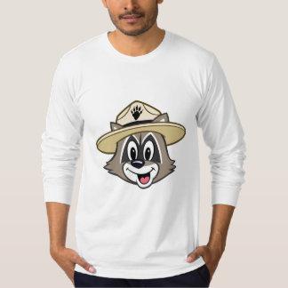 Ranger Rick   Ranger Rick Face T-Shirt
