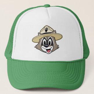 Ranger Rick   Ranger Rick Face Trucker Hat