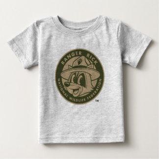 Ranger Rick   Ranger Rick Khaki Logo Baby T-Shirt