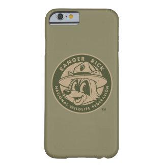Ranger Rick | Ranger Rick Khaki Logo Barely There iPhone 6 Case