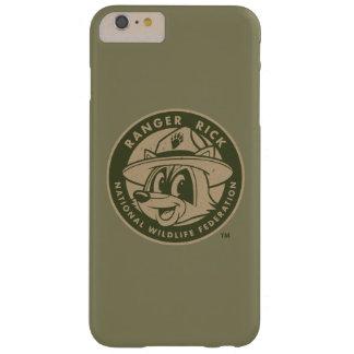 Ranger Rick | Ranger Rick Khaki Logo Barely There iPhone 6 Plus Case