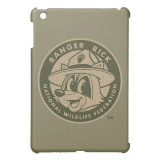 Ranger Rick | Ranger Rick Khaki Logo iPad Mini Case