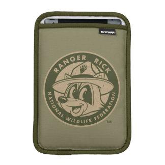 Ranger Rick | Ranger Rick Khaki Logo iPad Mini Sleeve