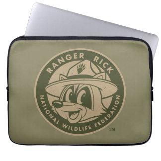 Ranger Rick | Ranger Rick Khaki Logo Laptop Sleeve
