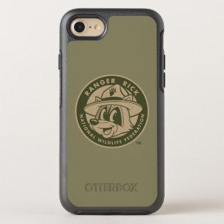Ranger Rick | Ranger Rick Khaki Logo OtterBox Symmetry iPhone 8/7 Case