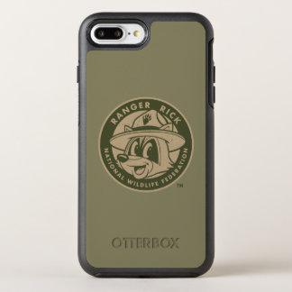 Ranger Rick | Ranger Rick Khaki Logo OtterBox Symmetry iPhone 8 Plus/7 Plus Case