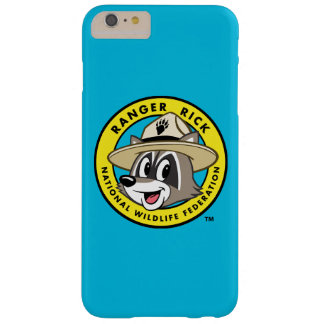 Ranger Rick | Ranger Rick Logo Barely There iPhone 6 Plus Case