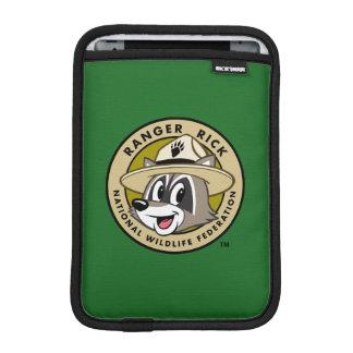 Ranger Rick   Ranger Rick Logo iPad Mini Sleeve