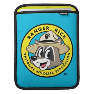 Ranger Rick | Ranger Rick Logo iPad Sleeve