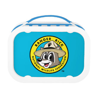 Ranger Rick   Ranger Rick Logo Lunch Box