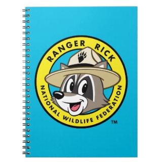 Ranger Rick | Ranger Rick Logo Notebook