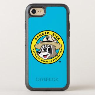 Ranger Rick | Ranger Rick Logo OtterBox Symmetry iPhone 8/7 Case