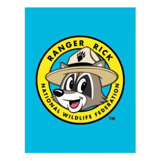 Ranger Rick | Ranger Rick Logo Postcard