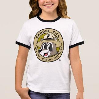 Ranger Rick | Ranger Rick Logo Ringer T-Shirt