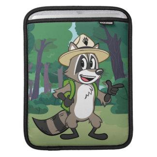 Ranger Rick | Ranger Rick Pointing iPad Sleeve