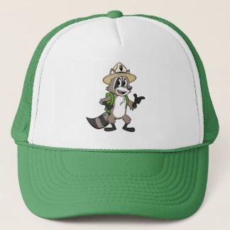 Ranger Rick   Ranger Rick Pointing Trucker Hat