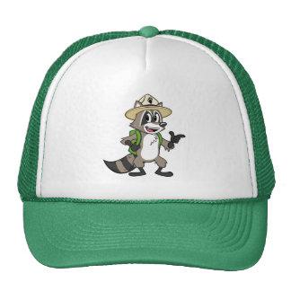 Ranger Rick | Ranger Rick Pointing Trucker Hat