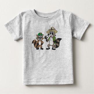 Ranger Rick   Ranger Rick & Ricky Baby T-Shirt