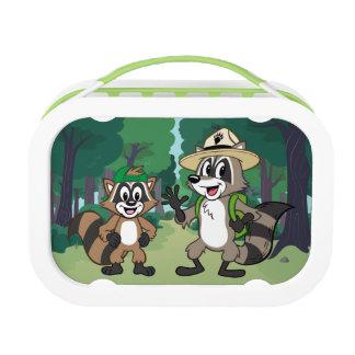 Ranger Rick   Ranger Rick & Ricky Lunch Box