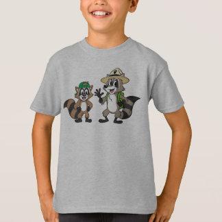 Ranger Rick   Ranger Rick & Ricky T-Shirt