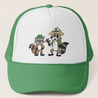Ranger Rick   Ranger Rick & Ricky Trucker Hat