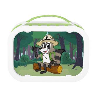 Ranger Rick   Ranger Rick Sitting Lunch Box