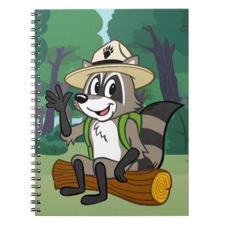 Ranger Rick | Ranger Rick Sitting Notebooks