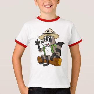 Ranger Rick   Ranger Rick Sitting T-Shirt