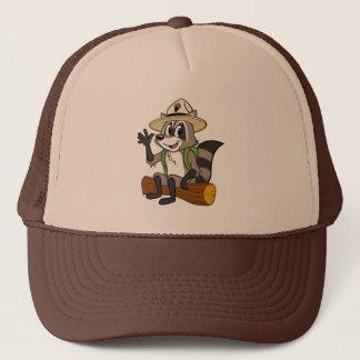 Ranger Rick   Ranger Rick Sitting Trucker Hat