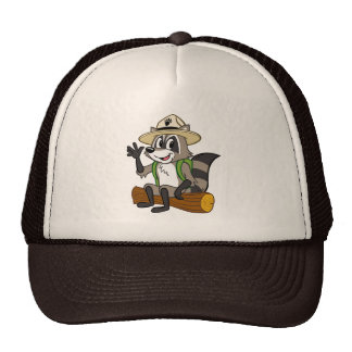 Ranger Rick | Ranger Rick Sitting Trucker Hat