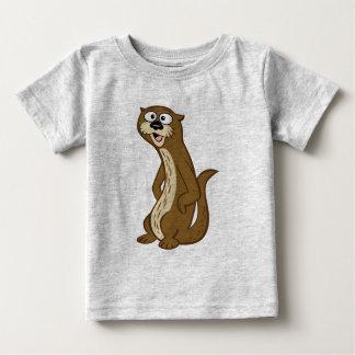 Ranger Rick   Reggie Otter Baby T-Shirt