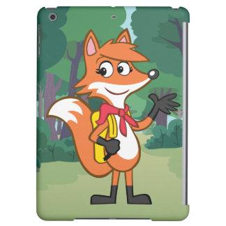 Ranger Rick | Scarlett Fox Waving iPad Air Cover