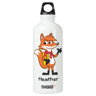 Ranger Rick   Scarlett Fox Waving Water Bottle