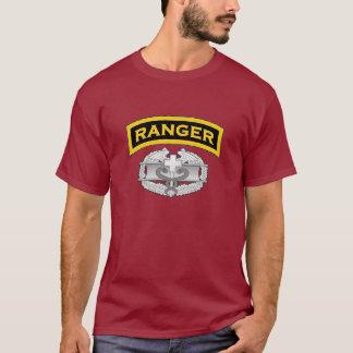 Ranger Tab & Combat Medic badge T-Shirt