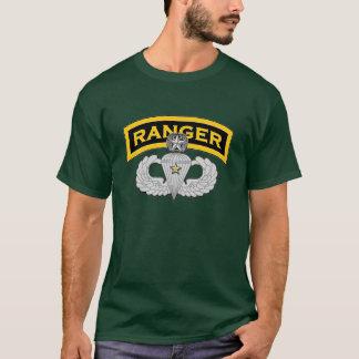 Ranger Tab & Master Parachutist - Combat T-Shirt