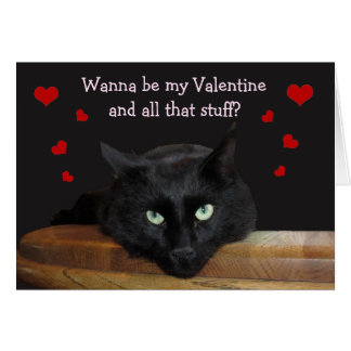 "Ranger ""Wanna Be My Valentine"" Greeting Card"