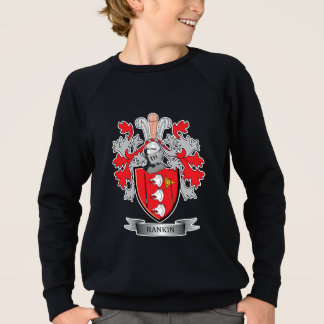 Rankin Family Crest Coat of Arms Sweatshirt