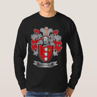 Rankin Family Crest Coat of Arms T-Shirt