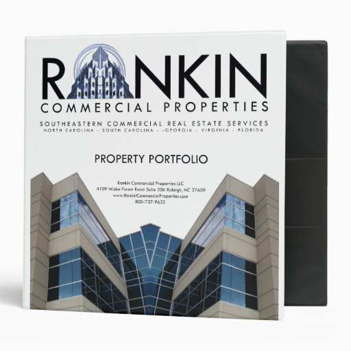Rankin Property Portfolio Binder