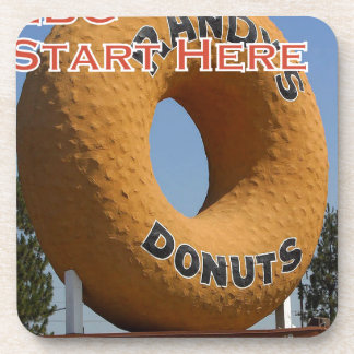 Ransdys Donuts Long Beach California LBC Coaster