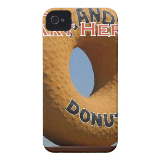 Ransdys Donuts Long Beach California LBC iPhone 4 Cases