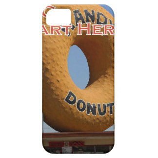 Ransdys Donuts Long Beach California LBC iPhone 5 Covers