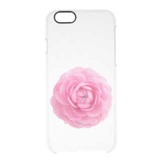 Ranunculus Clear iPhone 6/6S Case