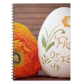 Ranunculus Notebook