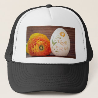 Ranunculus Trucker Hat