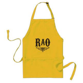 Rao Standard Apron