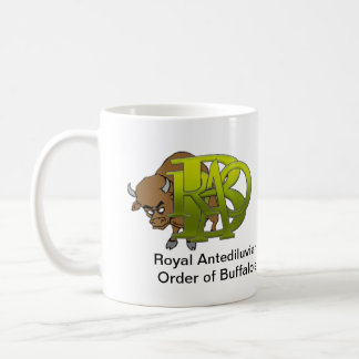 RAOB - Royal Antediluvian Order of Buffalo's Coffee Mug