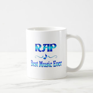 Rap Best Music Coffee Mug