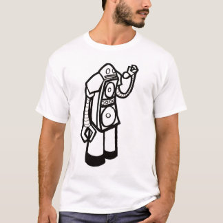 Rap Bot T-Shirt