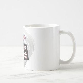 RAP CLASSIC WHITE COFFEE MUG